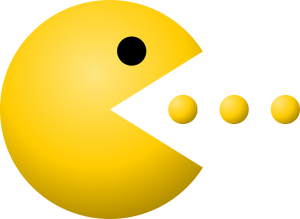 Pacman chase