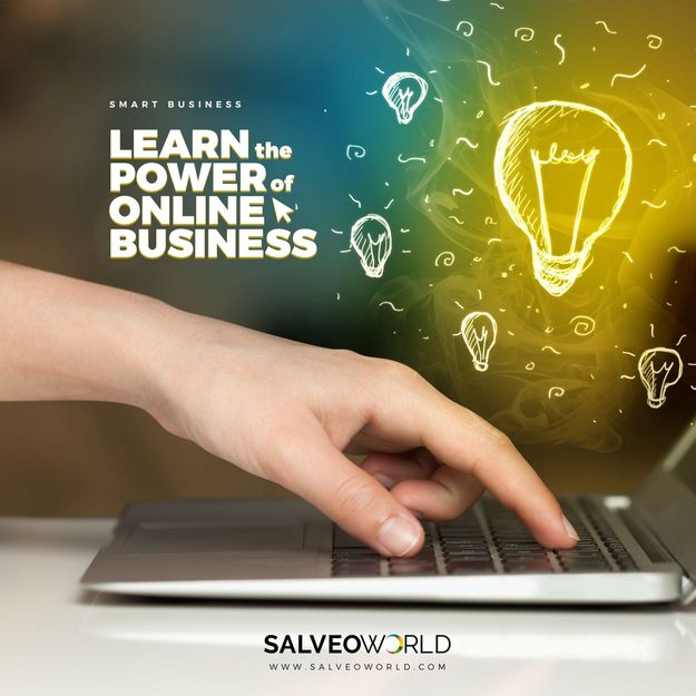 Salveo World - Learn the Power of Online Business