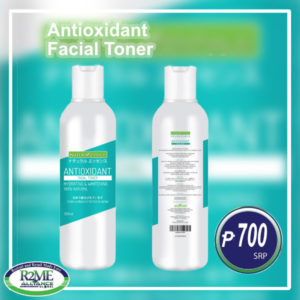 Antioxidant Facial Toner
