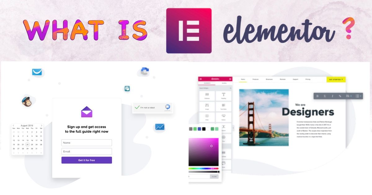 What is Elementor Page Builder